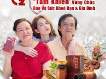 """Đông Trùng Linh Chi món quà """" sức khỏe """"dành tặng đấng sinh thành"""