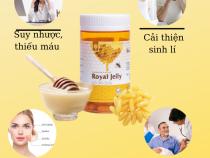 Công dụng và cách sử dụng sữa ong chúa Royal Jelly để cải thiện sức khỏe và nhan sắc