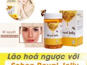 Sữa ong chúa chống lão hóa da hiệu quả như collagen